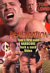 PENETRATION -- Tom Lord's FIRST-EVER HARDCORE video!