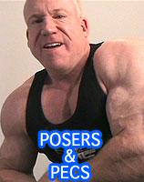 POSERS & PECS
