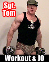 Tom Lord  Sgt Tom Workout & JO