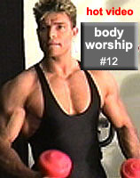 BODY WORSHIP 12 DVD