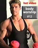 BODY WORSHIP 12 DVD