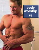 BODY WORSHIP 8  DVD