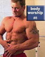 BODY WORSHIP 8  DVD