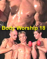 BODY WORSHIP 18  DVD
