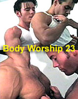 BODY WORSHIP 23  DVD