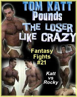 FANTASY FIGHTS 21