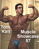 A CLASSIC now on DVD! MUSCLE SHOWCASE  #57