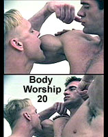 Now on DVD!  BODY WORSHIP  #20