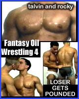FANTASY OIL WRESTLING 4