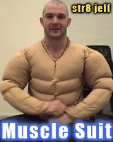 str8 jeff   MUSCLE SUIT