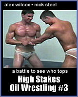 HIGH STAKES WRESTLING 3