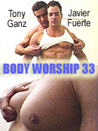 BODY WORSHIP 33    one of the most popular Body Worship titles now available in DVD!