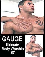 ULTIMATE BODY WORSHIP  7 GAUGE & ROCKY  DVD