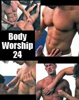 BODY WORSHIP  #24