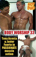 BODY WORSHIP 32